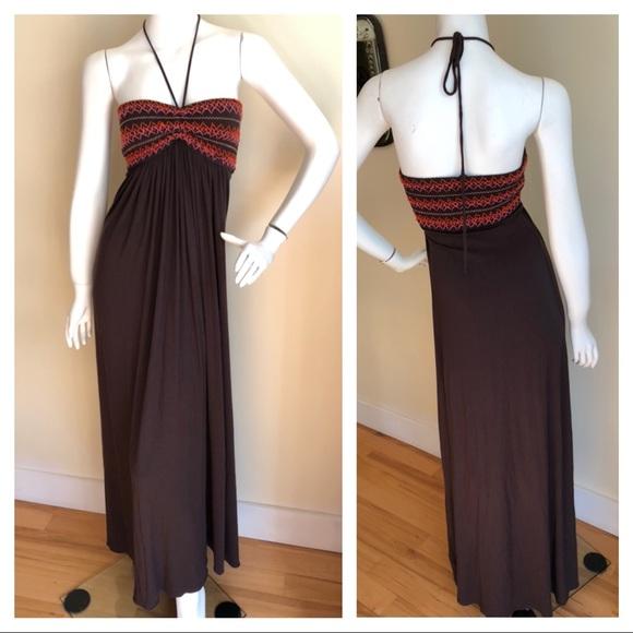 Sky Dresses & Skirts - NEW Sky halter maxi dress